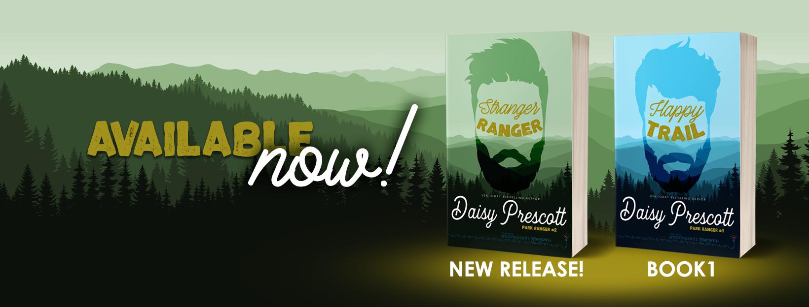 Release Blitz: Stranger Ranger by Daisy Prescott